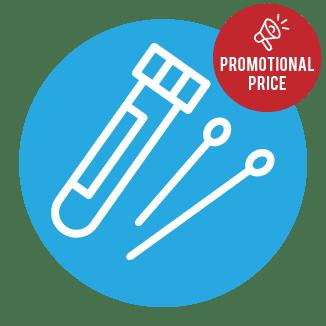 PCR Nasopharyngeal & Saliva Promotional Price